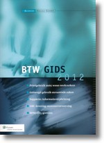 Kluwer BTW Gids 2012