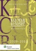 Kluwer collegebundel 2010-2011